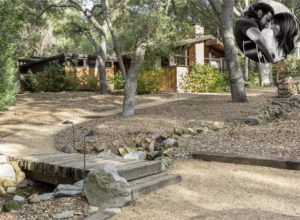 A propriedade fica próxima do bairro de Calabasas, em Los Angeles (Foto: Shawn Bishop Photography/ Reprodução)
