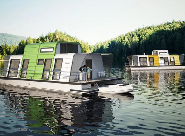 casa-barco- (Foto: Reprodução)