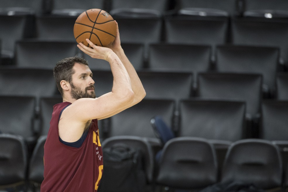 Kevin Love (Foto: Kyle Terada-USA TODAY Sports)