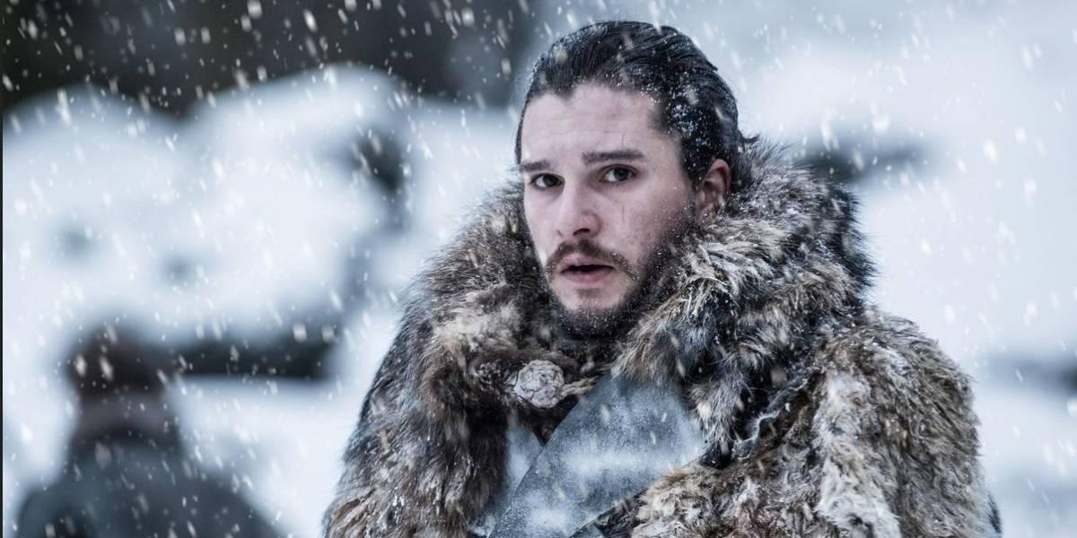 Jon Snow na série 'Game of Thrones' (Foto: Divulgação)
