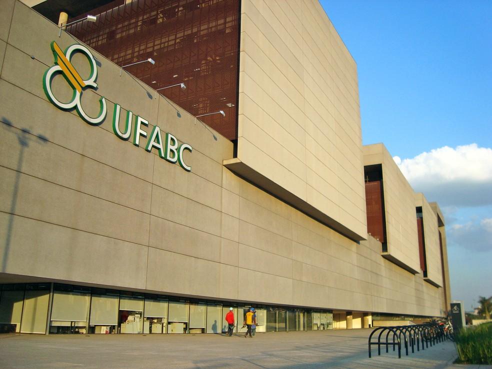 Campus da UFABC — Foto: Divulgação/UFABC