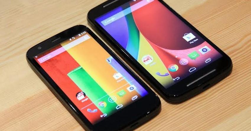 ea58a6083cc Motorola apresenta novos Moto X e Moto G