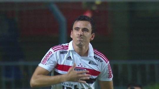 Prestes a ser pai, Pablo quer São Paulo bem no Paulistão por boa estreia na Copa Libertadores