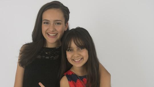Conheça Maria Clara e Mariana, participantes do 'The Voice Kids'