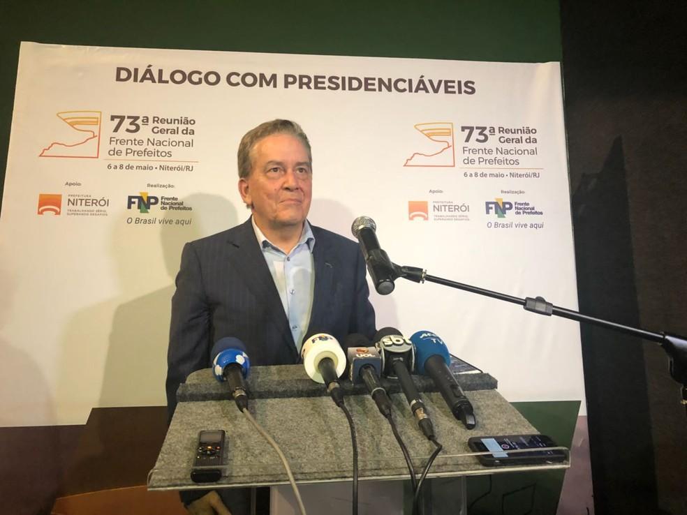 Paulo Rabello (Foto: Matheus Rodrigues/G1)