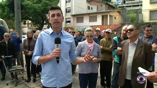 Comunidade pede solução para alagamentos no bairro São Leopoldo em Caxias do Sul