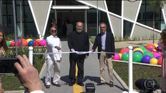 Globo inaugura novos estúdios com tecnologia sem fio e equipamentos de última geração