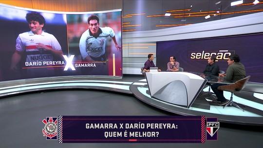 """""""Quem é melhor?"""", comentaristas votam nos melhores de São Paulo e Corinthians antes de Majestoso"""