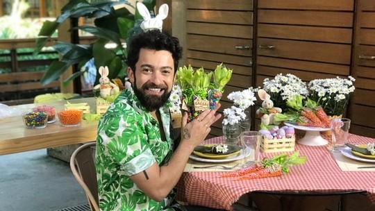 Páscoa: decore sua mesa de sobremesas gastando pouco