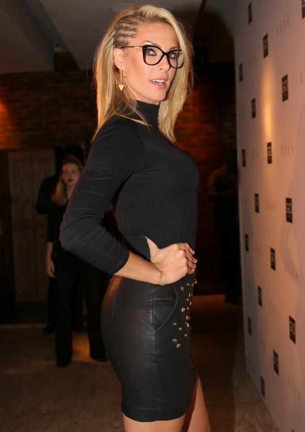 Ana Hickmann (Foto: Thiago Duran/AgNews)
