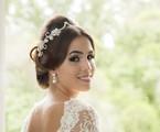 Pérola Faria posa para a revista 'Real noivas' | Heitor Carlos