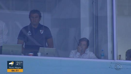 Ao anunciar datas, Conmebol deixa claro que não vai tirar o River e pôr o Grêmio na final