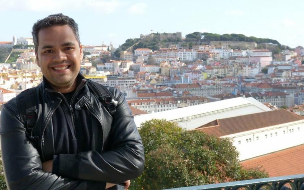 Maurício Valadão morre em acidente na BR-070 em Jussara — Foto: Reprodução/Facebook