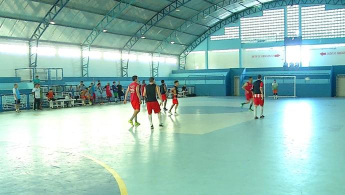 Macau Futsal (Foto: Reprodução)