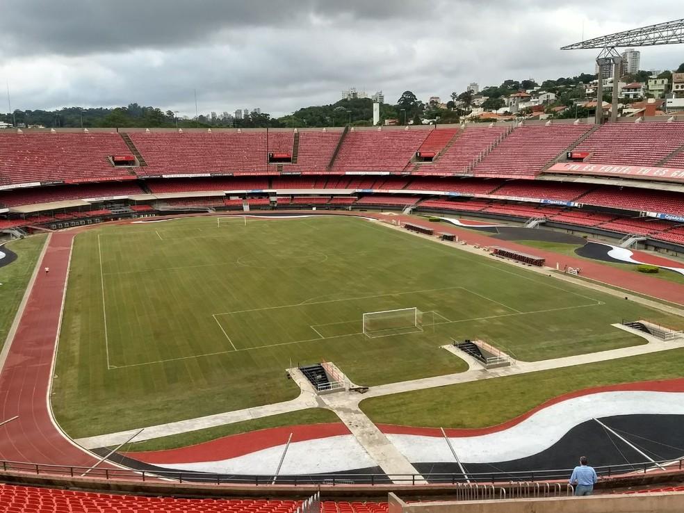 Bahia encara o São Paulo ainda com chance de ir à Libertadores