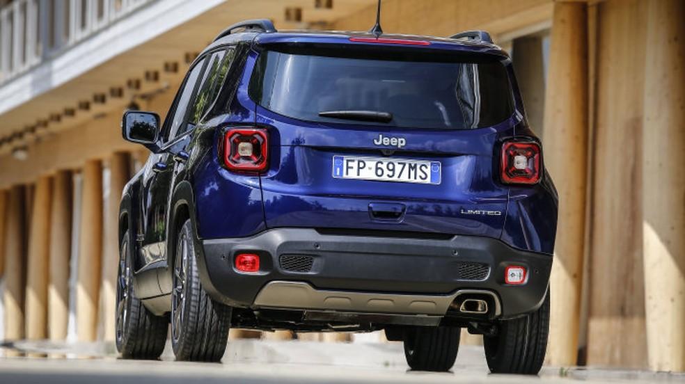 Jeep Renegade 2019 (Foto: FCA/Divulgação)