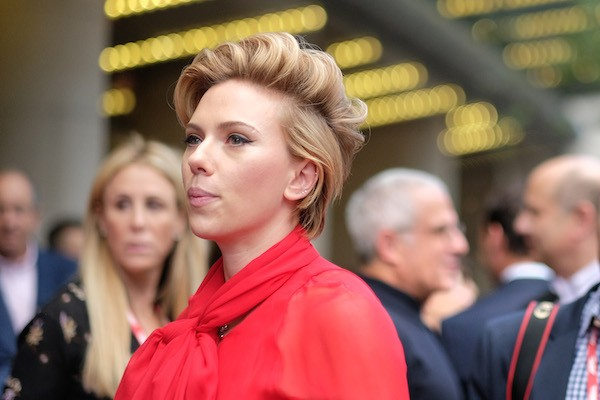 A atriz Scarlett Johanson (Foto: Getty Images)