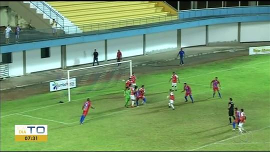 Após empate com o Araguaína, técnico do Arsenal mira duelo contra o Atlético Cerrado