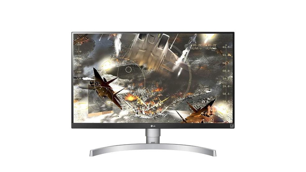 Invista em telas de qualidade: um monitor ruim pode prejudicar a qualidade do seu trabalho — Foto: Divulgação/LG