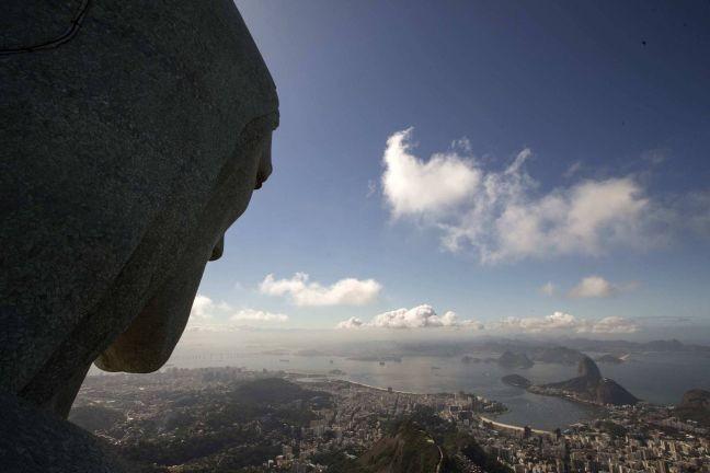 Cristo Redentor, Rio de Janeiro (Foto: EFE)