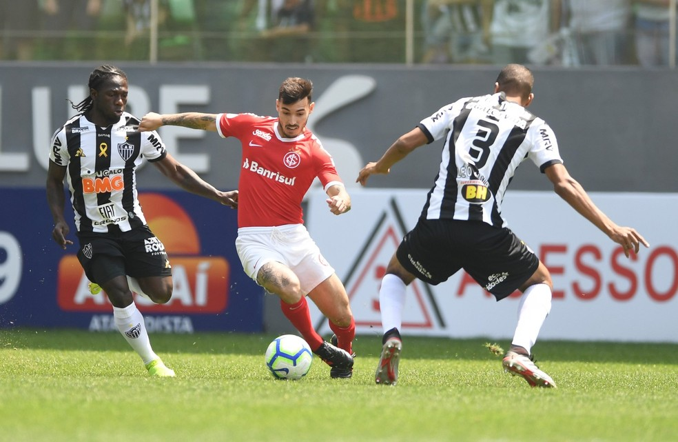 Se proposta vier, Inter irá liberar Zeca — Foto: Ricardo Duarte/Divulgação Inter