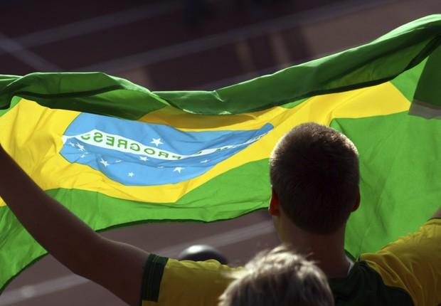 Copa do Mundo 2014 no Brasil (Foto: Reprodução/Facebook)