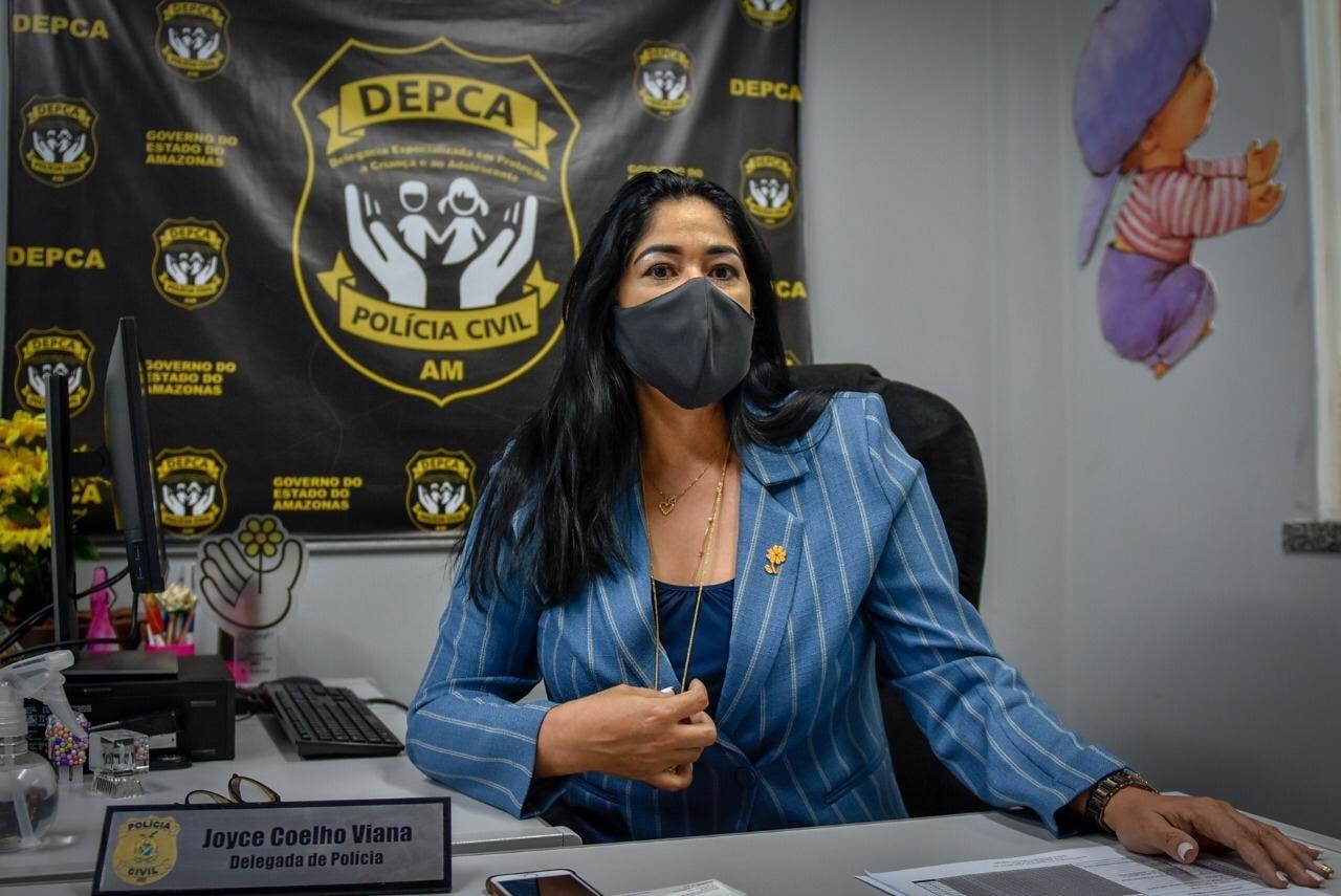 Padrasto é preso por estuprar enteada de 14 anos em Manaus