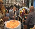 Cena de 'Pé na cova' | TV Globo
