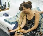 Marjorie Estiano e Camila Pitanga | TV Globo