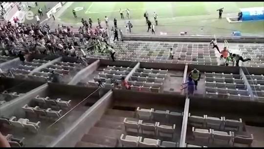 Cruzeiro x Atlético-MG: Mineirão rescinde contrato de camarote onde ocorreu briga após clássico