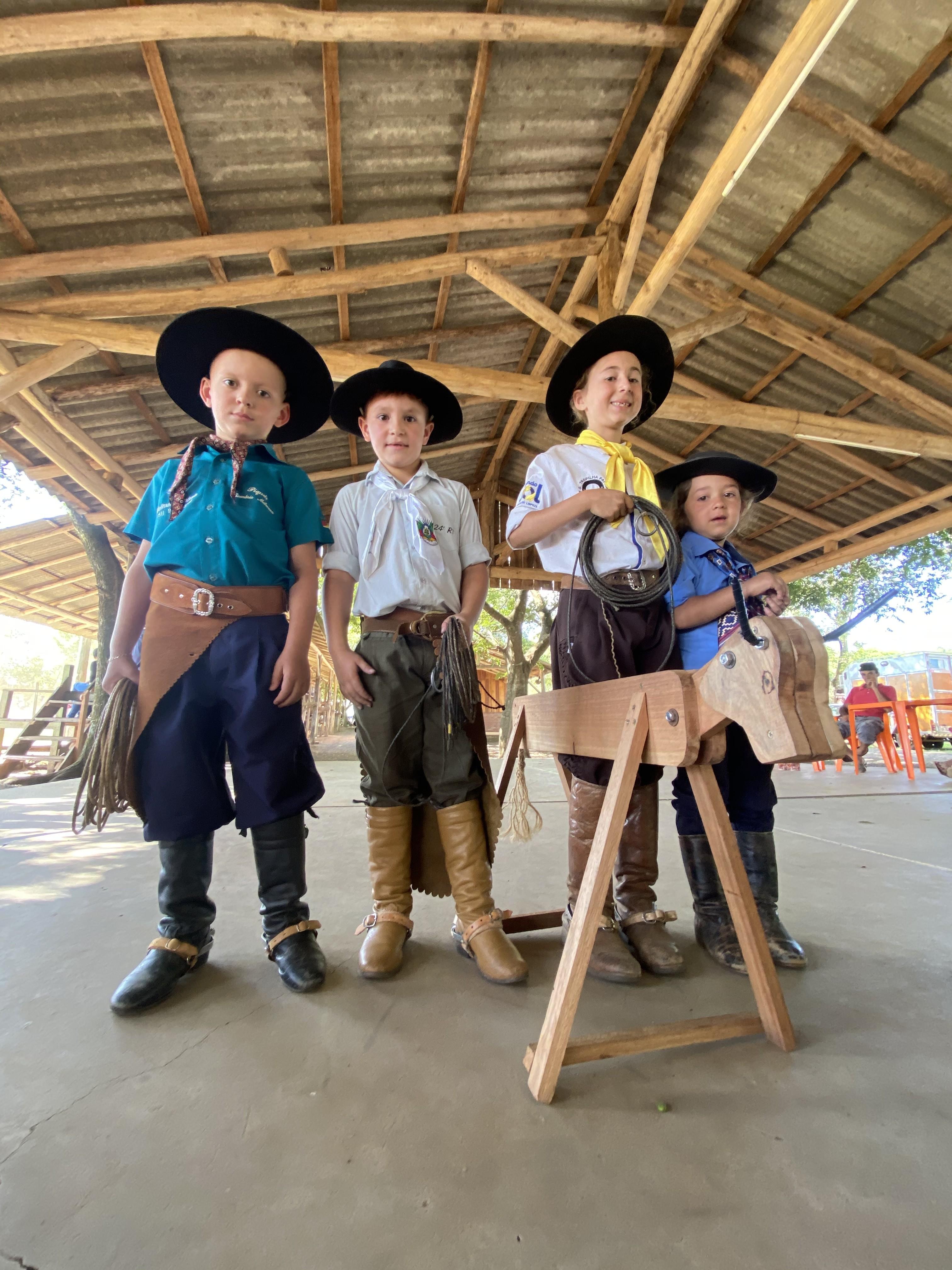 Venâncio Aires sedia torneio de vaca parada