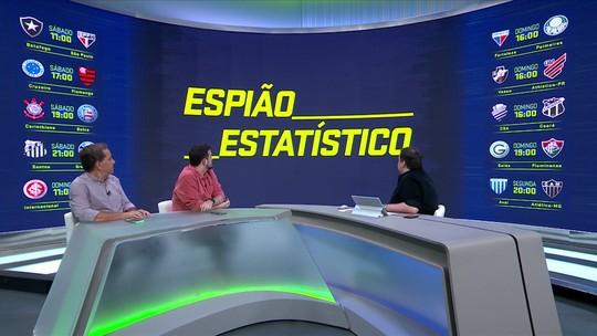 Cruzeiro e Flamengo voltam a se enfrentar em momentos bem diferentes do jogo da 1ª rodada