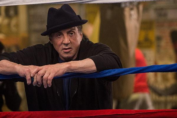 Sylvester Stallone em Creed: Nascido para Lutar (2015) (Foto: Divulgação)