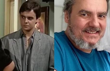 Cassio Gabus Mendes era Júnior. O ator fará a novela das 18h 'Feira das vaidades', de Gilberto Braga Reprodução