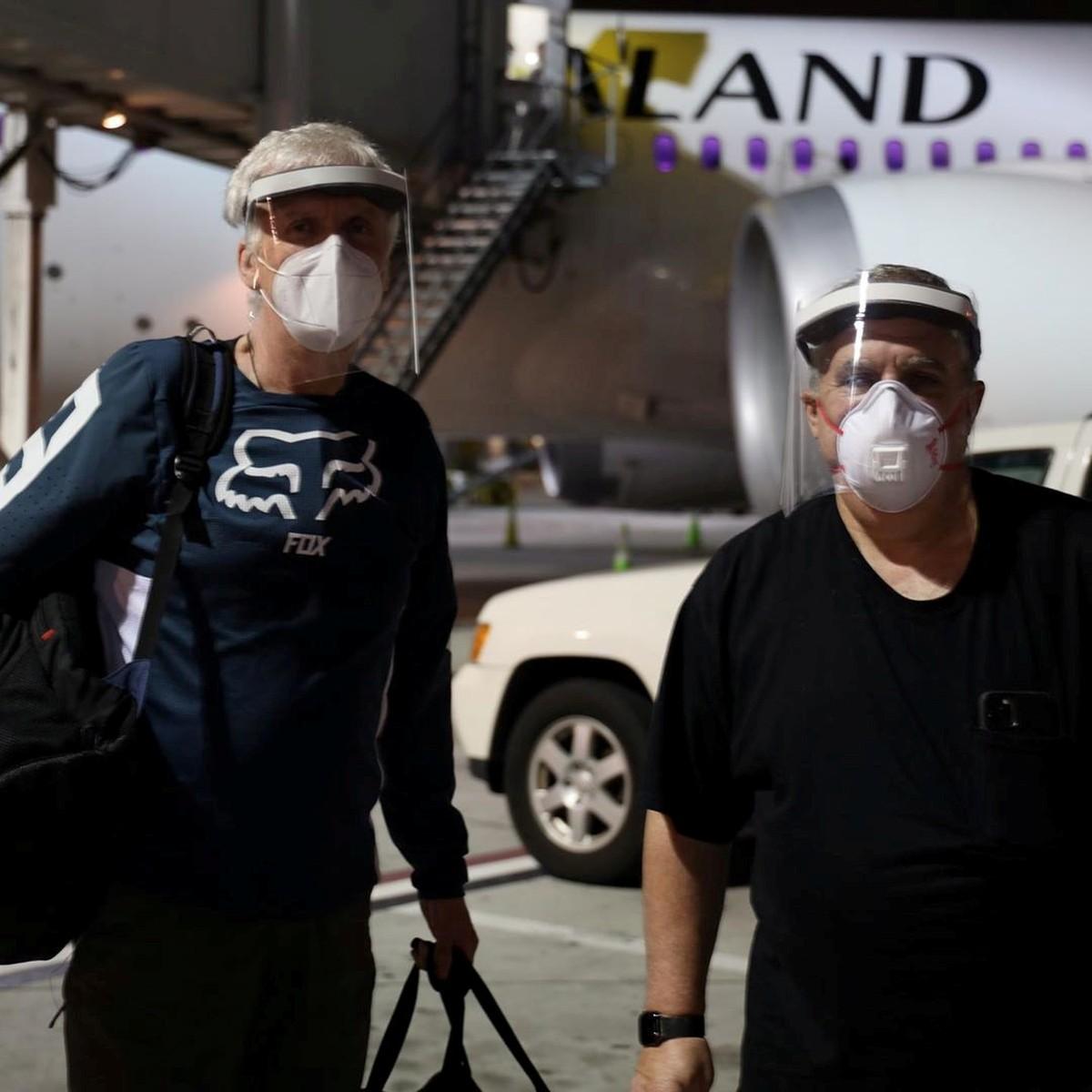 Cineastas voltam a trabalhar na Nova Zelândia após coronavírus | Pop & Arte
