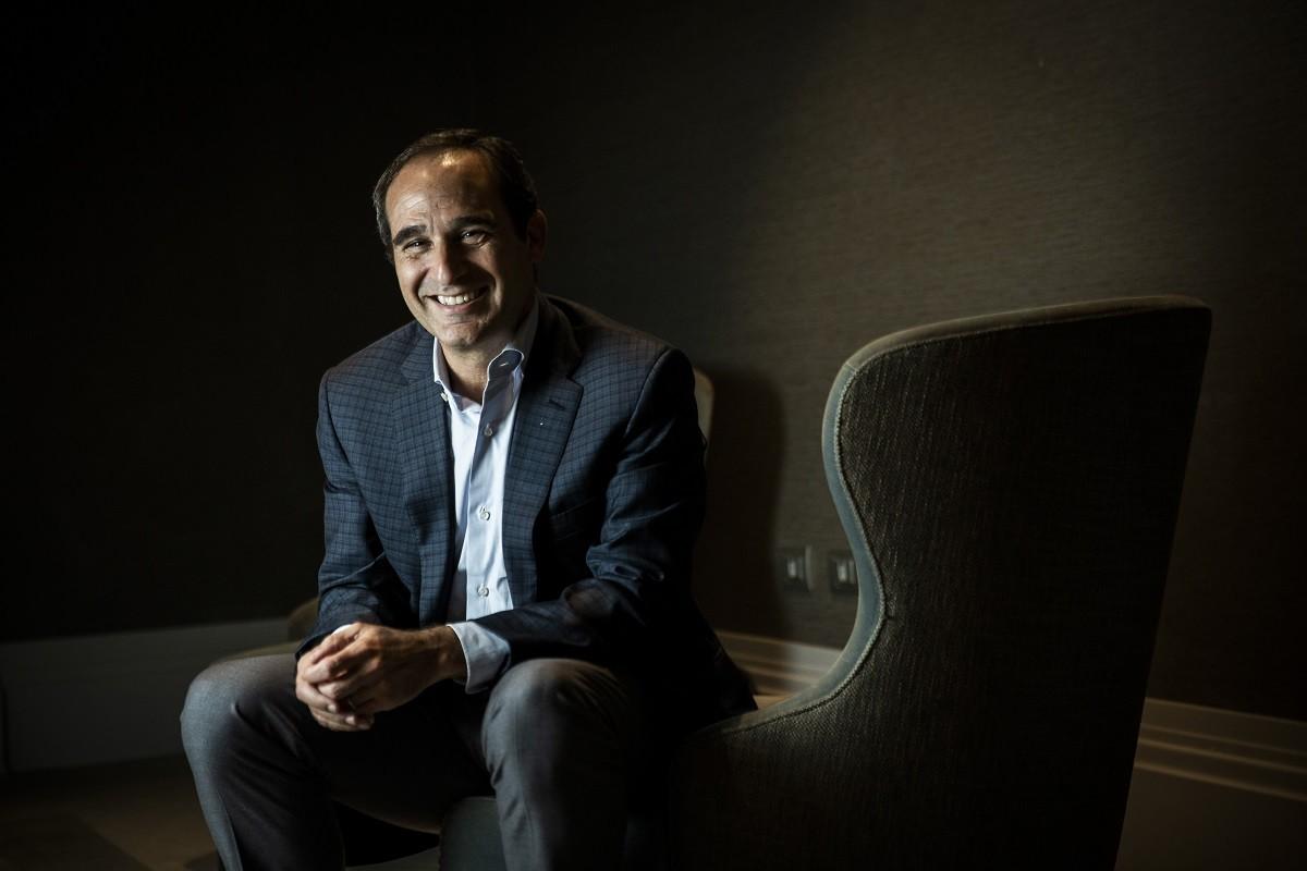Harry Robinson, sócio sênior da McKinsey (Foto: Anna Carolina Negri)