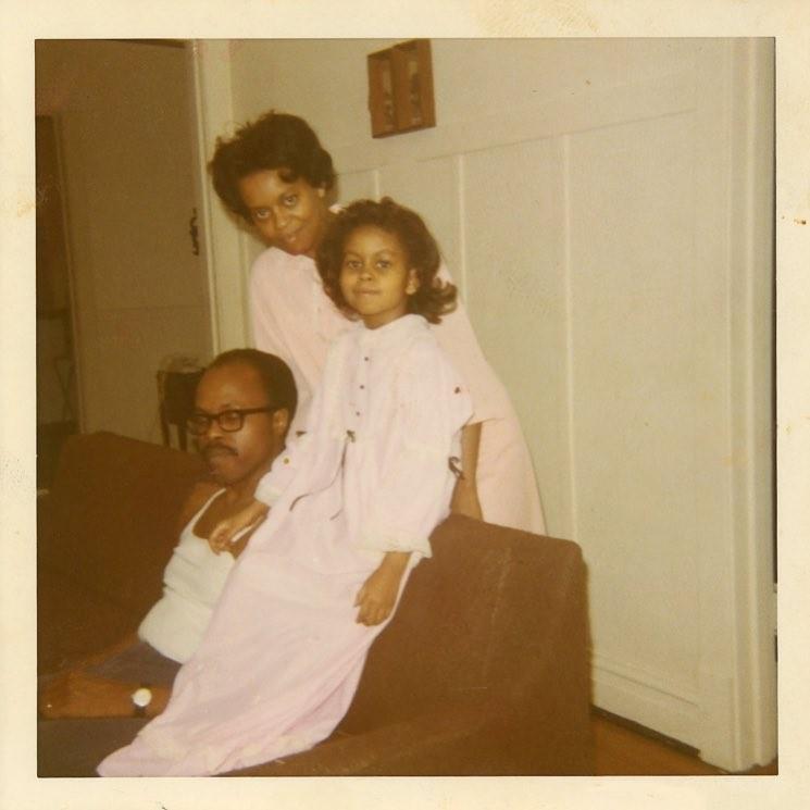Michelle Obama com os pais (Foto: Instagram/Reprodução)