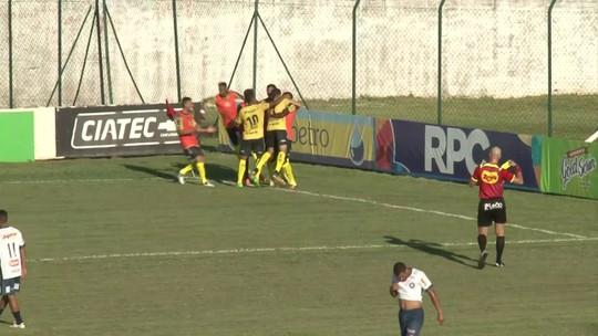 Cianorte x FC Cascavel - Campeonato Paranaense 2019 - globoesporte.com
