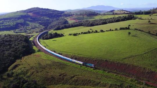 Em Movimento: a situação das ferrovias brasileiros