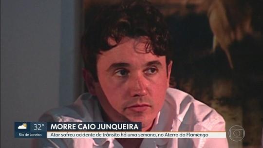 Caio Junqueira será velado e enterrado em Botafogo, no Rio