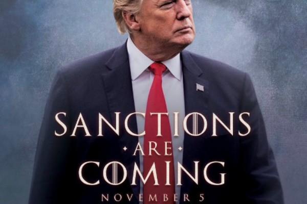 Imagem publicada por Donald Trump (Foto: Reprodução Twitter)