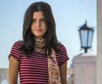 Julia Dalavia é Laila em 'Órfãos da terra' | TV Globo