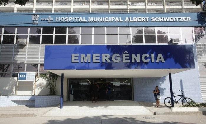 Hospital Municipal Albert Schweitzer tem 20 leitos de CTI desativados