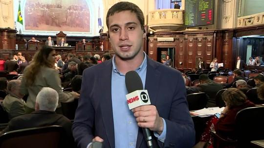 Alerj aprova contas do ex-governador do Rio Luiz Fernando Pezão
