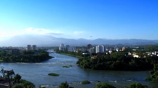 'Revista' deste sábado (25) mostrou os encantos do Paraíba do Sul