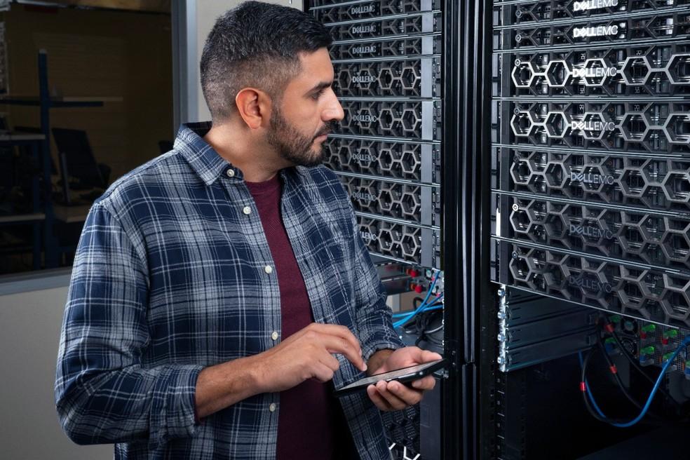 Informações armazenadas sem o consentimento do usuário podem gerar punições para as empresas — Foto: Divulgação/Dell