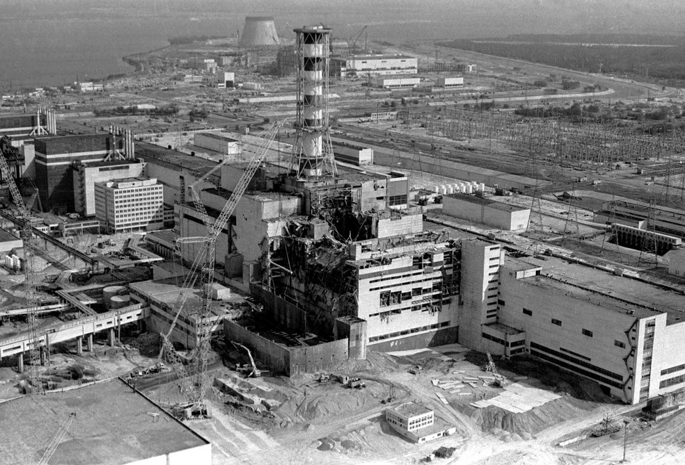 Bs.To Chernobyl