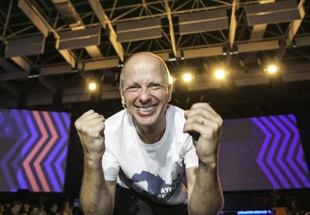 Jacco vanderKooij, empresário e consultor de marketing (Foto: Divulgação)