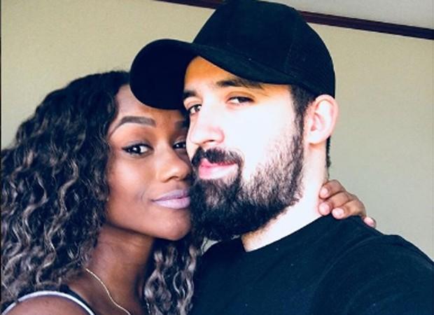 Maria Gabrielli e o noivo, Walter Zanotti Neto (Foto: Reprodução/Instagram)