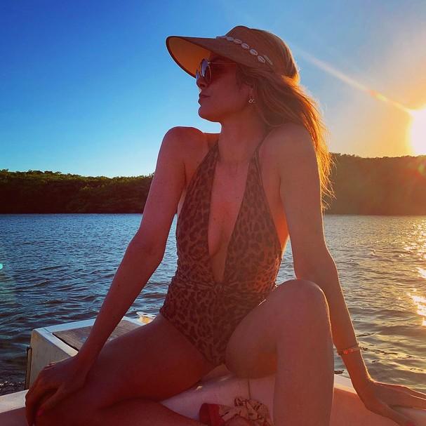 Biquíni de oncinha é hit do verão (Foto: Reprodução/Instagram)